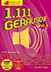 1.111 Ger�usche, CD-ROM MP3 unterst�t...