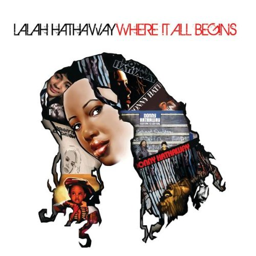 Lalah Hathaway - 2011 - Where It All Begins