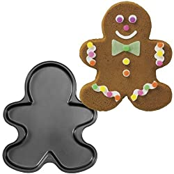 Wilton Gingerbread Boy Giant Non-Stick Cookie Pan