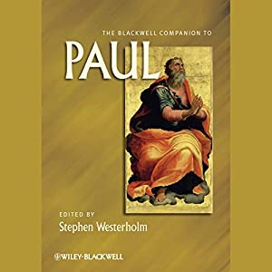 The Blackwell Companion to Paul Audiobook