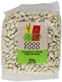 Good Food Pre-packed Organic Canellini Beans (Pack of 5)
