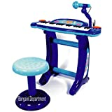 Kids Children Electric Piano Toy Karaoke Music Keyboard
