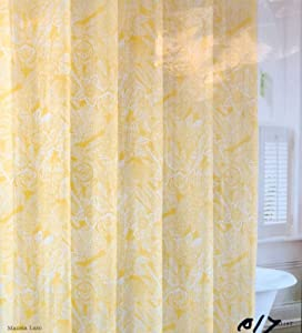 Tommy Bahama 200780 Cotton Shower Curtain Mauna Lani