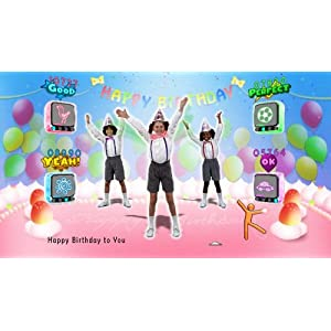 Online Game, Online Games, Video Game, Video Games, Wii, Rhythm, Dancing, Kids, Dance, Exercise, Fun, Music, Sing, Just Dance Kids