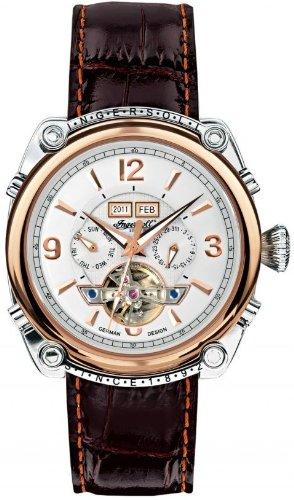 Ingersoll Montgomery IN4505RWH Reloj para hombres Volante Abierta