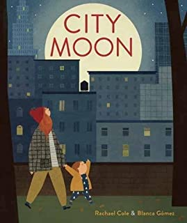 Book Cover: City Moon