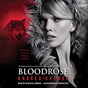 Bloodrose: A Nightshade Novel Audiobook