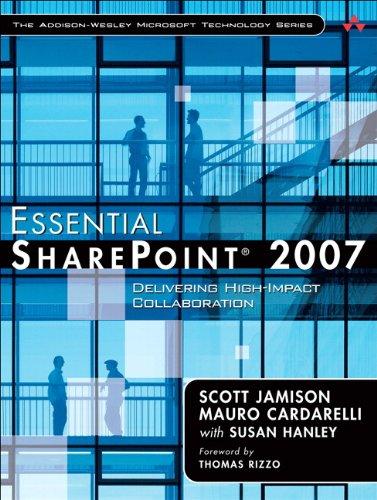 Essential SharePoint 2007