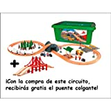Brio 33169-103 City train set (Battery opperated)