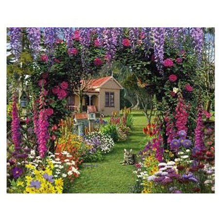 Cheap Hobbico Visual Echo 3D Effect The Cottage 3D Lenticular Puzzle 500pc S4 (B000YBDUMA)