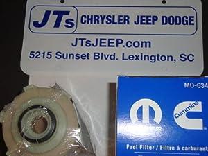 Mopar 6806 1634AA, Fuel Filter