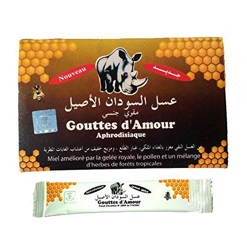 Aphrodisiaque-100-Naturelle-goutte-damour-Gold-Max-SACHET-DE-10-GR-POUR-1-UTILISATION