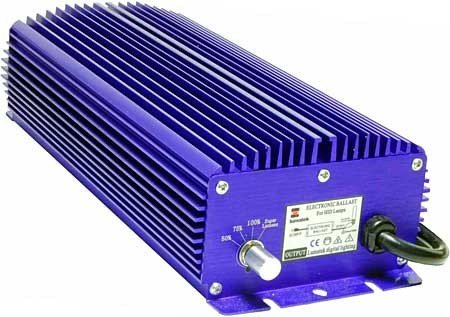 Lumatek Dimmable 400w Digital Ballast