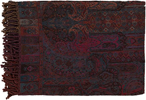 Surya Tnl1000-5580 Tenali Throw, 55 By 80-Inch front-785733