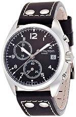[ハミルトン]HAMILTON 腕時計 KHAKI PILOT PIONEER CHRONO(カーキ パイロット パイロット クロノ) H76512733 メンズ 【正規輸入品】