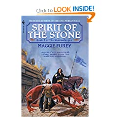 Spirit of the Stone: Book 2 of The Shadowleague (The Shadowleague, Book 2) by Maggie Furey