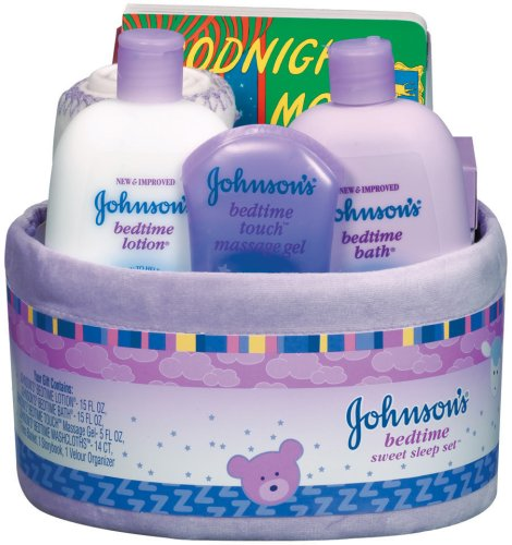 Johnson And Johnson Baby Set front-114473