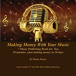 7 Music Publishing Deals for You Audiobook