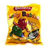 Bassetts Jelly Babies 215gr (7.6oz) Bag