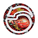 The First Years Disney/Pixar Cars Toddler Plate, Colors/Patterns May Vary by The First Years
