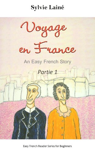 Couverture du livre Voyage en France, an Easy French Story, part 1