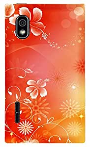 TrilMil Printed Designer Mobile Case Back Cover For LG Optimus L5 Dual E615