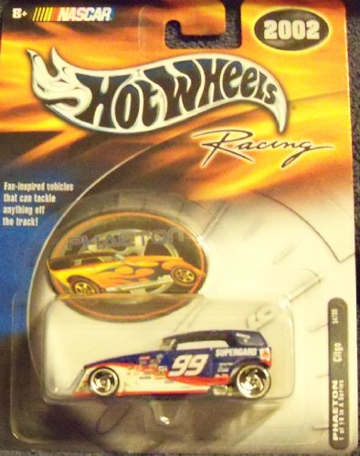 Nascar Hot Wheels Racing 2002 Phaeton # 99 Citgo 1:64 Die-cast