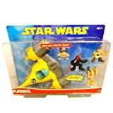 Duel with Darth Maul Star Wars Playskool Galactic Heroes Set