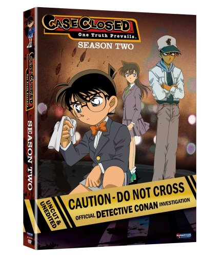 Download Case Closed (High Quality)(Dual Audio) Season 2