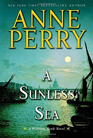 The Sunless Sea - Anne Perry