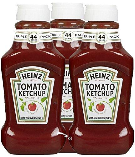 Heinz Tomato Ketchup - 3/ 44 Oz. front-1029352