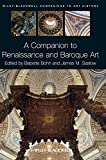 img - for A Companion to Renaissance and Baroque Art book / textbook / text book
