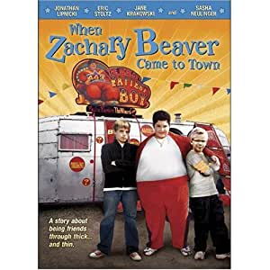 Amazon Com When Zachary Beaver Came To Town Jonathan