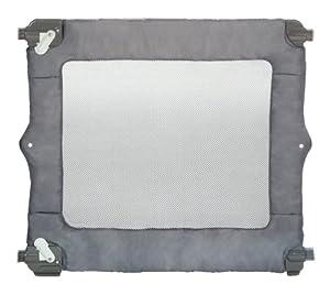 Safety 1st Travel Safety - Barrera de seguridad portátil, color gris - BebeHogar.com