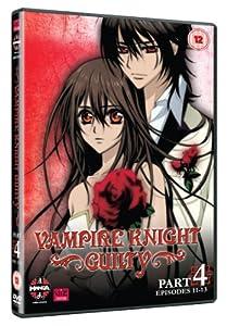 Vampire Knight Gulity Vol 4 [DVD]
