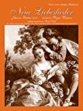 img - for Neue Liebeslieder Walzer, Op. 65: Mixed Chorus with Soprano, Alto, Tenor & Bass Solos, 4-hand Piano Accompaniment, Lawson-Gould Edition book / textbook / text book