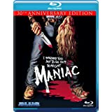 Maniac: 30th Anniversary Edition [Blu-ray] [1980] [US Import]by joe spinell