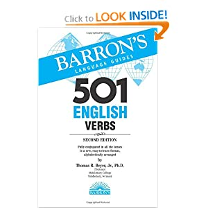 501 English Verbs: with -ROM  by T.R. Beyer Jr.