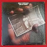 BILLY COBHAM Life & Times LP Vinyl VG+ Cover Shrink 1976 Atlantic SD 18166