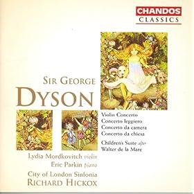 Dyson: Concertos / Children's Suite