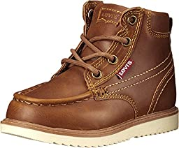 Levi\'s? Kids Baby Boy\'s Dean Ultra (Infant/Toddler/Little Kid) Texas Tan Boot 5 Toddler M
