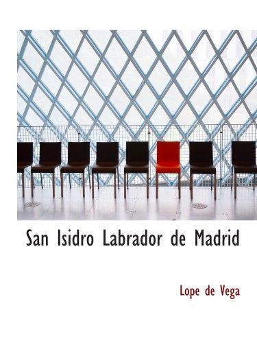 San Isidro Labrador de Madrid