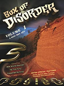 Box of Disorder Volume 1 ( 4 Box Set)