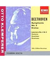 Beethoven symphonie 3 leonoren ouv 2 3 klemperer