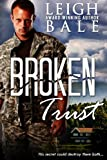 Broken Trust (Christian Romantic Suspense)