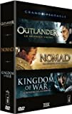 echange, troc Coffret grand spectacle : Kingdom of war ; Nomad ; Outlander