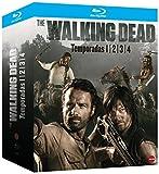 The walking dead (PACK 1ª a 4ª temp) [Blu-ray] España