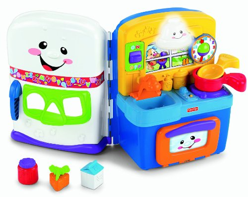 Fisher Price Laugh And Learn Learning Kitchen Buyfisherpricetoys