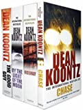 Dean Koontz Dean Koontz Collection 4 Books Set Pack RRP: £ 30.96 (The Good Guy, By the Light of the Moon, Hideaway, Chase) (Dean Koontz Collection)