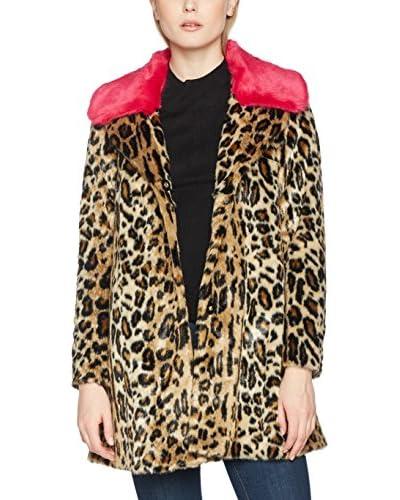 Guess Giacca Nevra [Leopardo/Rosso]